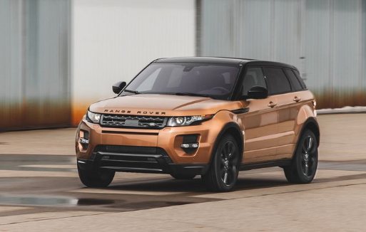 2015 Land Rover Range Rover Evoque 9-Speed Automatic Review