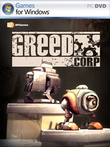 Greed Corp - PC (Download Completo em Torrent)