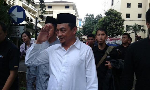 Nota Keberatan Ahok Ditolak Hakim, Ahoker Tuduh Ustadz Bachtiar Nasir Bantu Teroris
