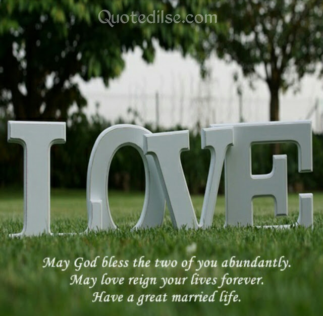 love marriage quotes in english