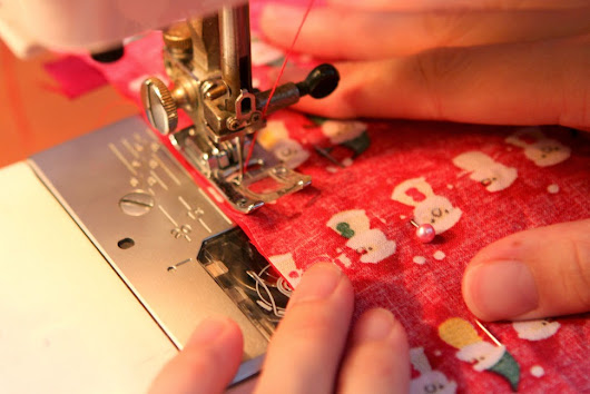 My Sewing Journey: It's Never Too Late to Learn A New Skill... and Never Give Up!