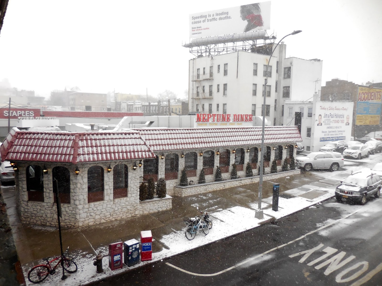 Jeremiah\'s Vanishing New York: January 2017