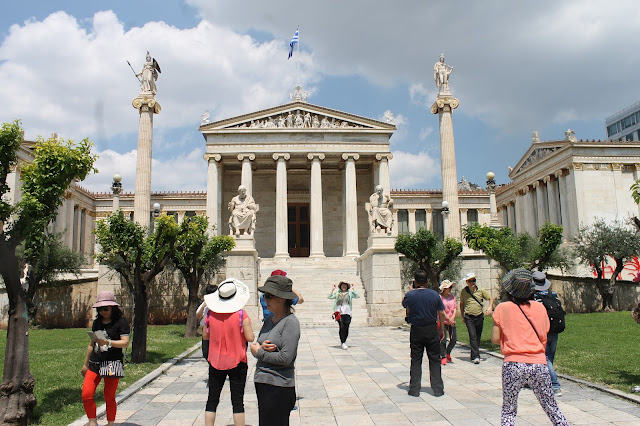MEDexperience Greek Island Hopping Tour Review Athens