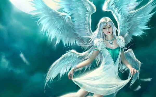 HD Beautiful Angel Wallpaper Free Download for PC