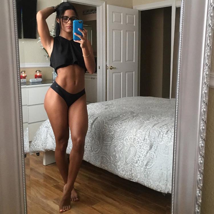 Fitness Models, IFBB Athlete, Katya Elise Henry