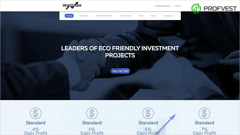 Новый функционал в Investish