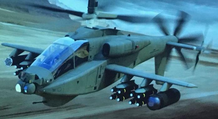 Το νέο επιθετικό ελικόπτερο Apache AH-64E Block 2 Compound της Boeing - vid
