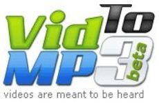 VidToMp3: permite extraer el audio de videos online y los convierte a MP3