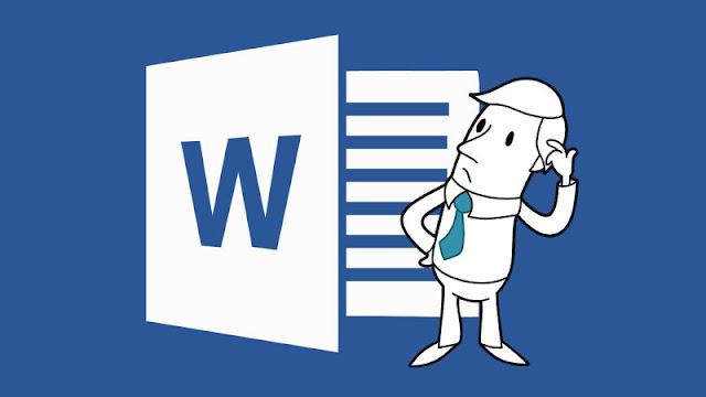 Cara Menyimpan Dokumen Pada Microsoft Word 2007/2010/2013