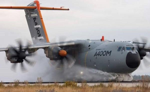 تقرير إعلامي:بريطانيا فقدت طائرة عسكرية جراء حادث في البادية السورية