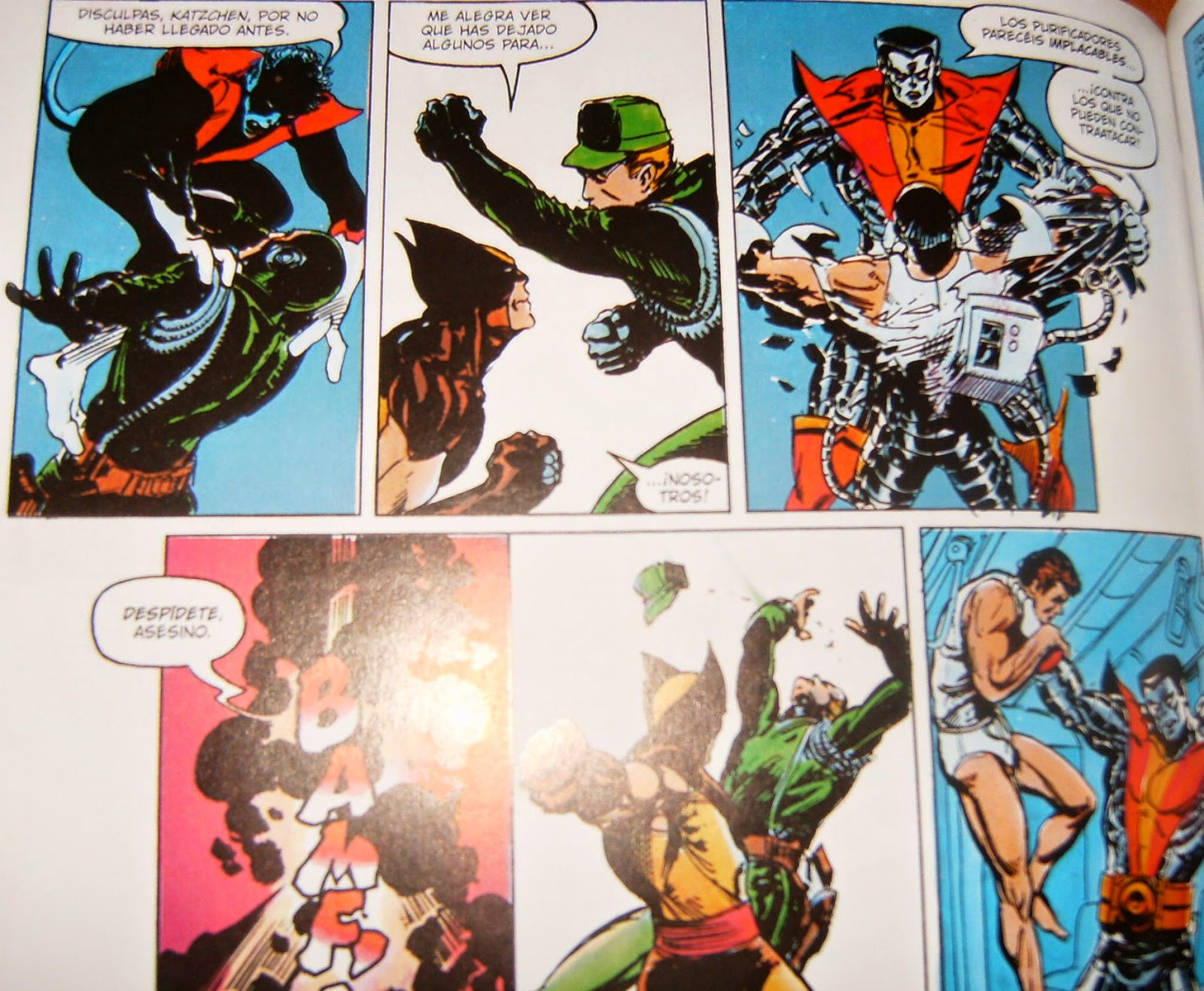X-MEN DIOS AMA, EL HOMBRE MATA 2ª edición NOVELA GRAFICA tapa dura Forum
