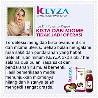 Jual(khasiat) jus kulit buah manggis plus KEYZA asli original