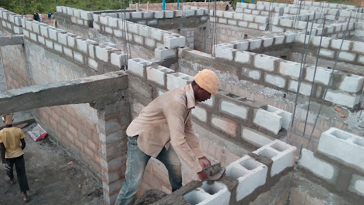 "The Nigeria's No 1 building construction company ""Concurrent Construction Company"""