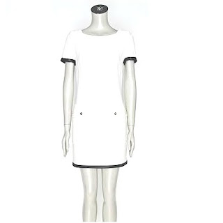 FELIPE VARELA Raw Wool Dress