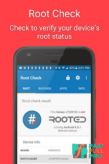 Root Check Unlocked APK