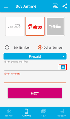 buy airtime