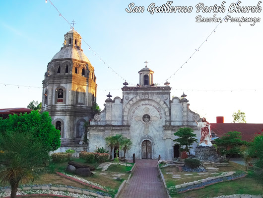 San Guillermo Church, Bacolor, Pampanga