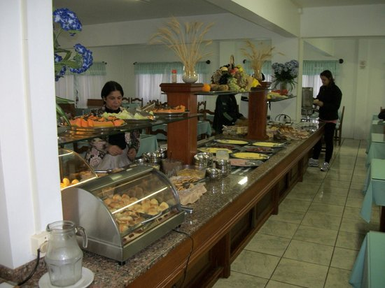 Buffet Hotel Estrelas da Serra