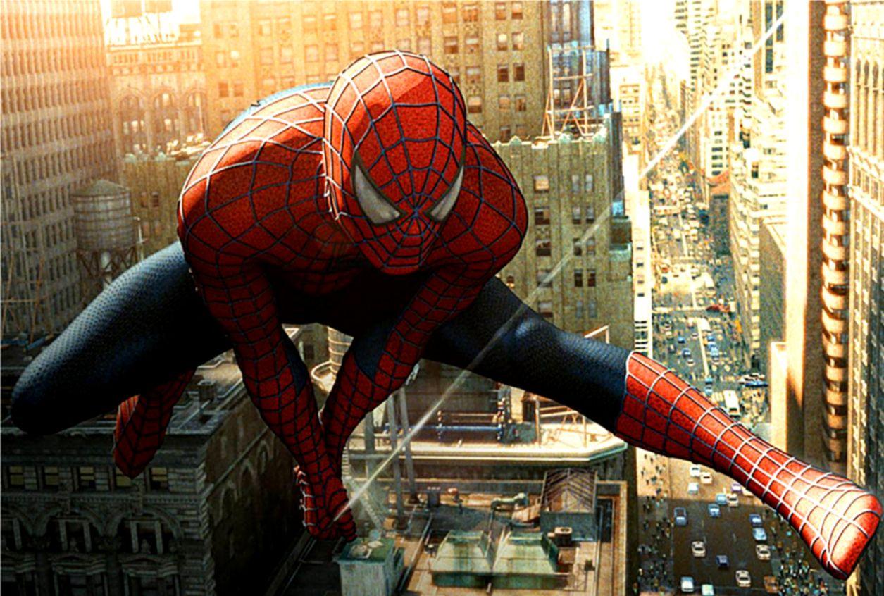 Spiderman Movie Wallpaper Hd