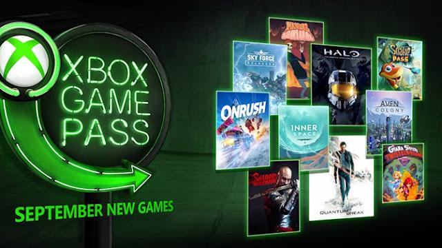 الإعلان عن قائمة الألعاب المجانية القادمة لمشتركي خدمة Xbox Game Pass في شهر سبتمبر ..