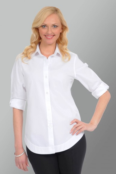 c958509b8f8 Foxcroft not only offers misses sizes up to an 18 but they also carry women s  plus size shirts that go up to a size 24W.