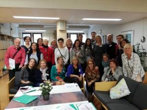 Ολοκληρώθηκε η επιμόρφωση εκπαιδευτικών του 1ου Γυμνασίου Ναυπλίου σε Ελσίνκι & Ταλίν
