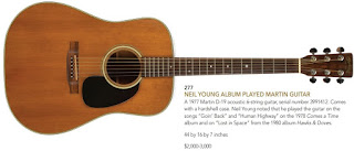 Neil Young Martin D-19