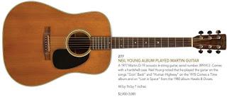 Neil Young Martin D-19