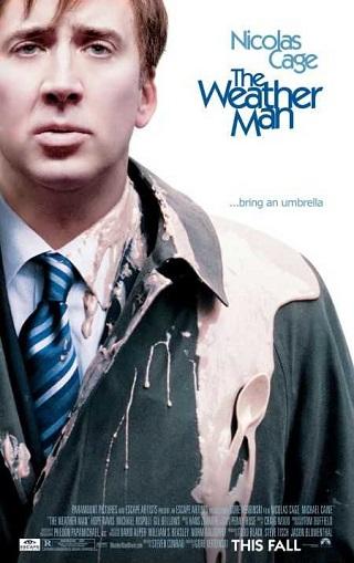 The Weather Man 2005 Dual Audio Hindi 350MB BluRay 480p