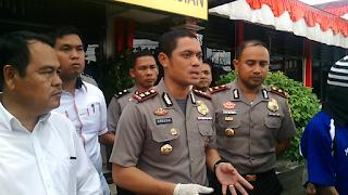 Polisi Amankan Residivis Asal Desa Secondong