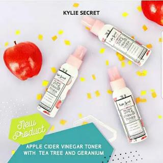 cuka apel kylie secret