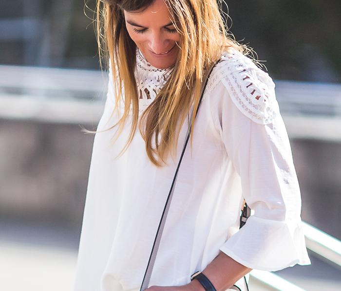 ASH, Lucía Díez , Personal Shopper , Camisa Volante