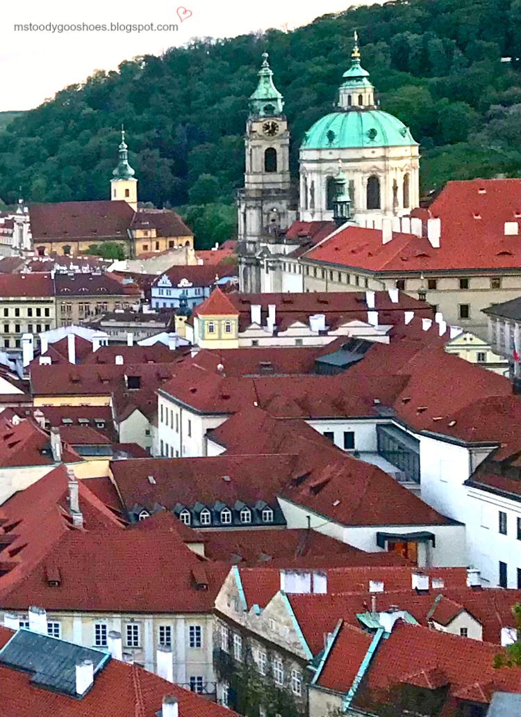 I now know why Prague is considered to be one of the most beautiful cities in the world! | Ms. Toody Goo Shoes #prague #danuberivercruise