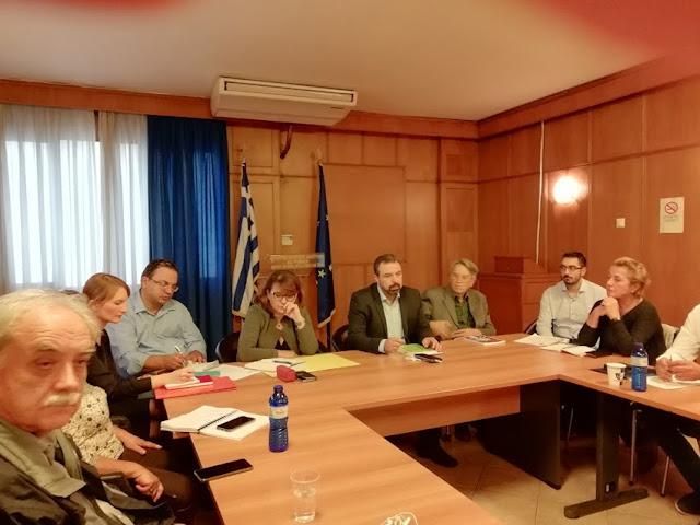 Ο υπουργός Αγροτικής Ανάπτυξης Σταύρος Αραχωβίτης ανακοίνωσε άμεσα μέτρα στήριξης της κτηνοτροφίας