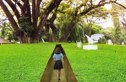 Tempat Wisata Taman Labirin Bandung