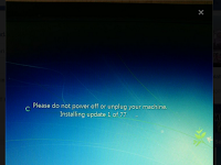 Cara Setting Windows 7 Upadate Sendiri Terbaru 2016
