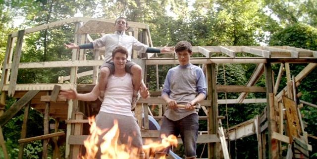 The kings of summer, 3