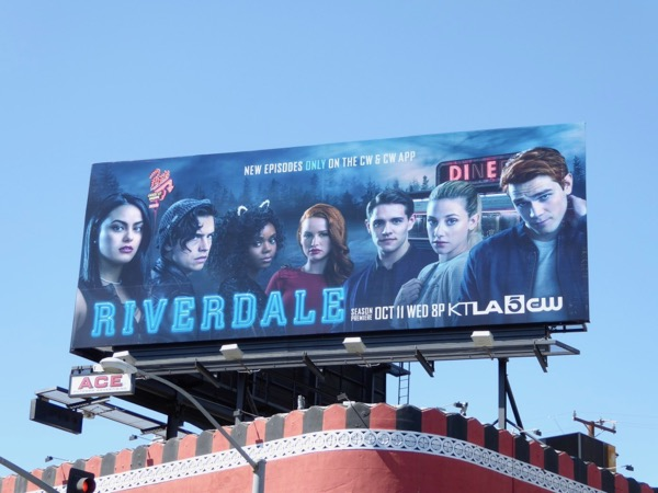 Riverdale season 2 billboard