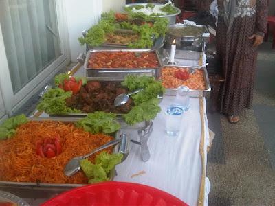 Catering Prasmanan Buka Puasa