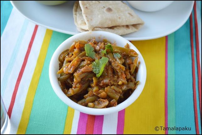 Green Beans Masala