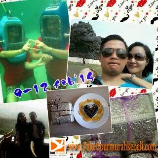 Paket Bulan Madu di Bali - Honeymoon di Bali
