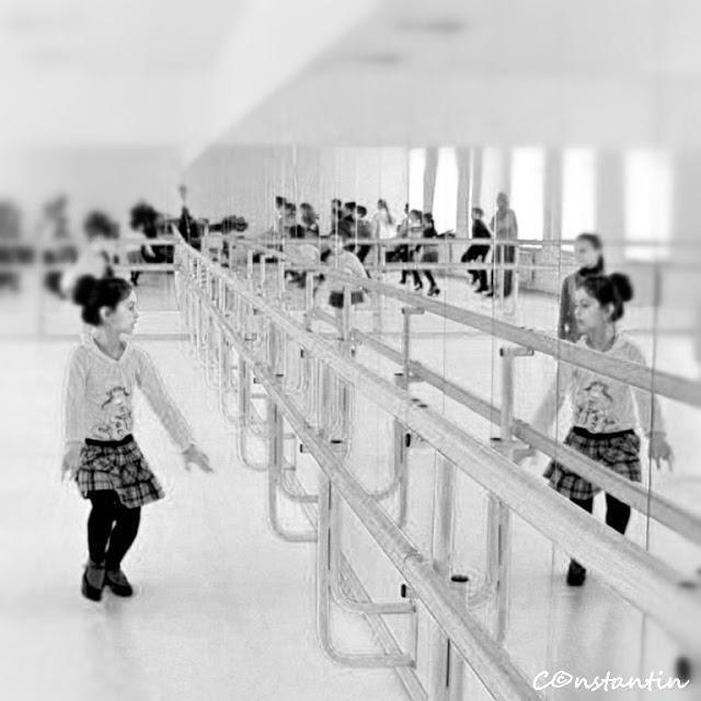 Dansatorul si fotograful - Primii paşi în dans conteazã - blog FOTO-IDEEA