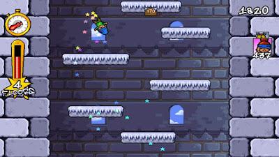 تحميل لعبة الرجل النطاط للكمبيوتر من ميديا فاير Icy Tower