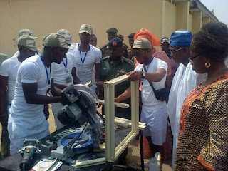 NYSC DG Commends Corps Members on Entrepreneurial Programme