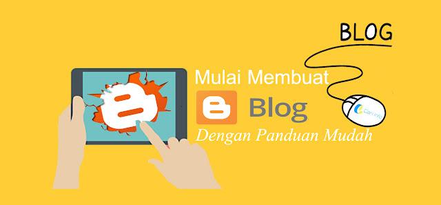 Cara Membuat Blog Dengan Panduan Mudah Terbaru