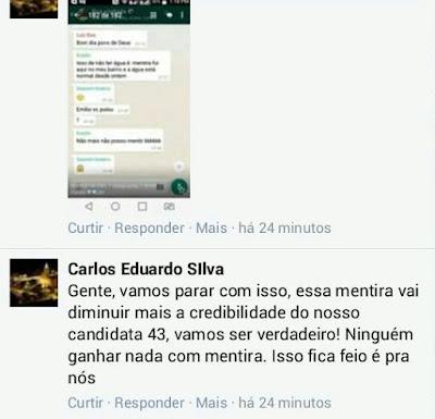 Chapadinha-MA: Magno Bacelar desmentido por seus próprios eleitores 05