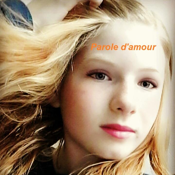 top Parole d'amour image