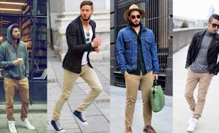 Tips Keren Memadukan Sepatu Dengan Celana Untuk Pria