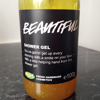 Lush Beautiful Shower Gel Review