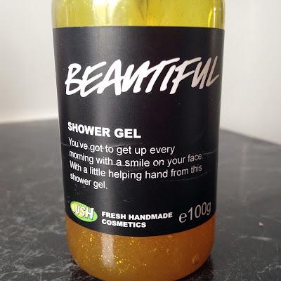 Lush Beautiful Shower Gel Review